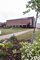 Prison Reception block, HMP Newport, Isle of Wight