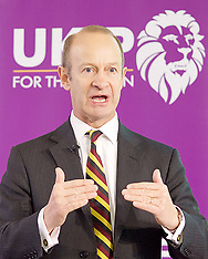 UKIP Save Our Services Press Conference  16th November 2017