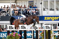 Housen Alexander, BEL, Uricas vd Kattevennen<br /> FEI WBFSH Jumping World Breeding Championship for Young Horses<br /> Lanaken 2019<br /> © Hippo Foto - Dirk Caremans<br />  22/09/2019
