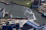 Esco | Frisia Zout | Industriehaven Harlingen
