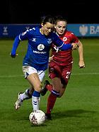 Everton Ladies vs Reading women