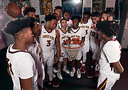 SPRINGFIELD, MA. Saturday, January 19, 2019. Christ The King Boys portraits. Hoophall Classic at the Naismith Memorial Basketball Hall of Fame. NOTE TO USER: Mandatory Copyright Notice: Photo by Jon Lopez