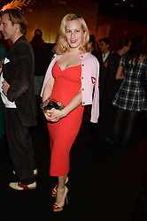 CHARLOTTE DELLAL at the Vogue Pop Up Club at Westfield London to celebrate Westfield London's 5th birthday on 30th October 2013.