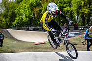 #994 (SCHMIDT Julian) GER at Round 4 of the 2019 UCI BMX Supercross World Cup in Papendal, The Netherlands