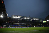 a General view of  inside Stamford Bridge. Premier league match, Chelsea v Stoke city at Stamford Bridge in London on Saturday 31st December 2016.<br /> pic by John Patrick Fletcher, Andrew Orchard sports photography.
