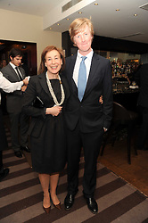 A party to promote the exclusive Puntacana Resort & Club - the Caribbean's Premier Golf & Beach Resort Destination, was held at The Groucho Club, 45 Dean Street London on 12th May 2010.<br /> <br /> Picture shows:-Left to right, DEBORAH BENNET and JOE MAITLAND-ROBINSON