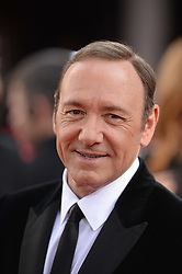 Kevin Spacey arriving at the 71st annual Golden Globe Awards held at the Beverly Hilton in Beverly Hills, Los Angeles, CA, USA, January 12, 2014. Photo by Lionel Hahn/ABACAPRESS.COM