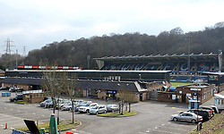Adams Park, home of Wycombe Wanderers - Mandatory byline: Robbie Stephenson/JMP - 27/02/2016 - FOOTBALL - Adams Park - Wycombe, England - Wycombe Wanderers v Bristol Rovers - Sky Bet League Two