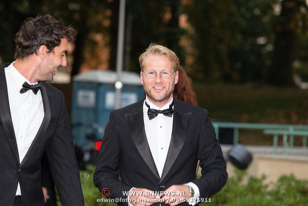 NLD/Utrecht/20160921- inloop Openingsavond NFF 2016: premiere DE HELD, Leo Alkemade