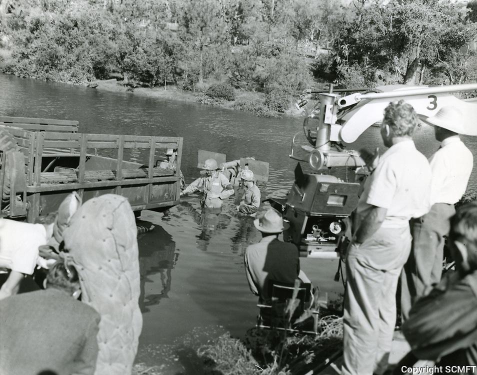 1944 Filming at MGM Studios