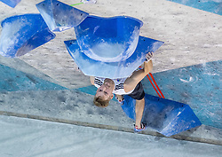 Anze Peharc during training competition of Slovenian National Climbing team before new season, on June 30, 2020 in Koper / Capodistria, Slovenia. Photo by Vid Ponikvar / Sportida