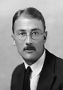 C.S. Forester, English Author, 1930