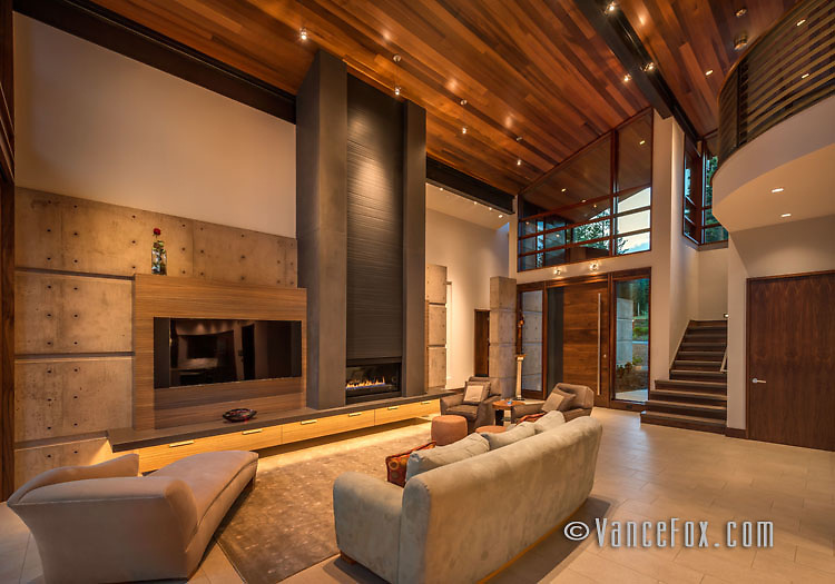 Martis Camp Home 337, Martis Camp, Truckee, Ca by Ward Young Architecture, Jones Corda Construction. Vance Fox Photography