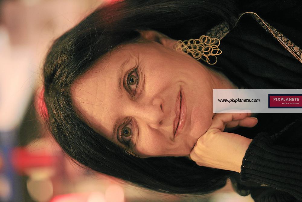 Martine Dassault - Salon du livre 2007 à Paris - Le 23/03/2007 - JSB / PixPlanete