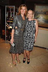 Left to right, ARABELLA MACMILLAN and MARIELLA FROSTRUP at a party to celebrate the 180th Anniversary of The Spectator magazine, held at the Hyatt Regency London - The Churchill, 30 Portman Square, London on 7th May 2008.<br /><br />NON EXCLUSIVE - WORLD RIGHTS