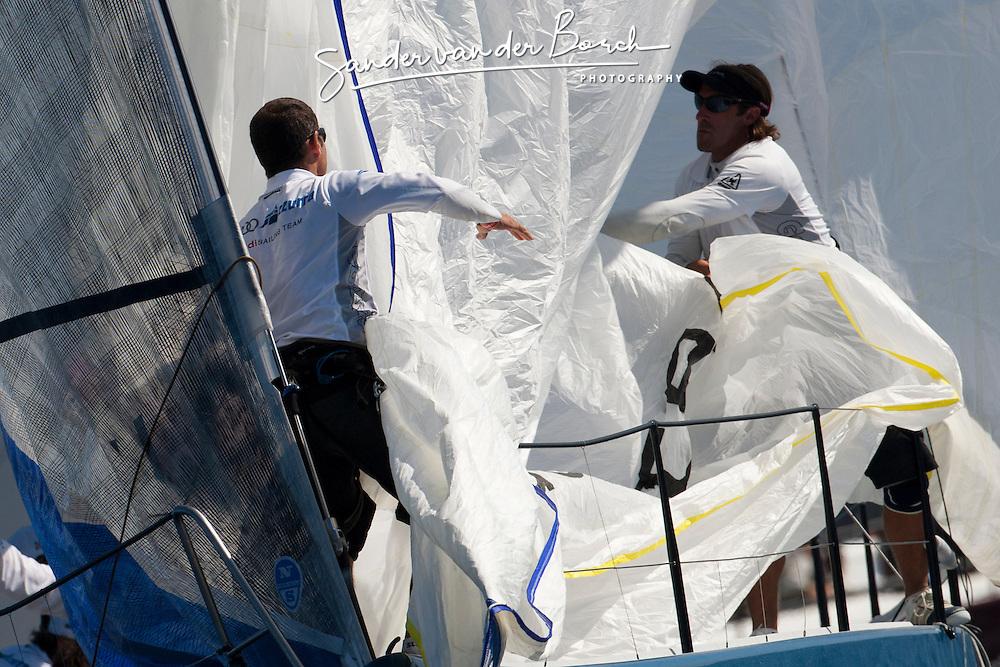 Audi Azzurra Sailing Team, AUDI MedCup Marseille, France, Marseille Trophy, (14-19 June 2011) © Sander van der Borch / Sea&Co