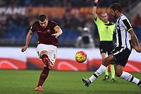 Edin Dzeko roma <br /> Roma 28-10-2015 Stadio Olimpico Football Calcio Serie A 2015/2016 AS Roma - Udinese Foto Andrea Staccioli / Insidefoto