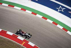 November 1, 2019, Austin, United States of America: Motorsports: FIA Formula One World Championship 2019, Grand Prix of United States, ..#99 Antonio Giovinazzi (ITA, Alfa Romeo Racing) (Credit Image: © Hoch Zwei via ZUMA Wire)