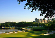 Mission Hills Golf Club - Olazabal Course..<br /> <br /> Picture Credit / Phil Inglis