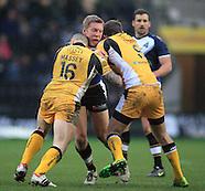 Hull Football Club v Castleford Tigers 130113