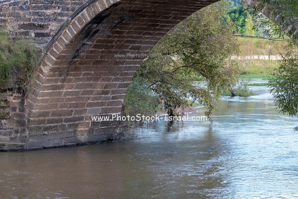 Arched stone bridge, Shaxi, Jiangsu, Yunnan, China