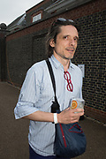 JEREMY DELLER, The Serpentine Party pcelebrating the 2019 Serpentine Pavilion created by Junya Ishigami, Presented by the Serpentine Gallery and Chanel,  25 June 2019