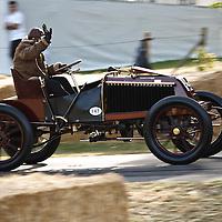 Renault Type K Paris-Vienna, 1902, 3.8-litre, 4 cylinder, Goodwood Festival of Speed 2015