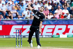 Tim Southee of New Zealand - Mandatory by-line: Robbie Stephenson/JMP - 03/07/2019 - CRICKET - Emirates Riverside - Chester-le-Street, England - England v New Zealand - ICC Cricket World Cup 2019 - Group Stage