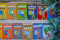 France, Cher (18), Bourges, guide du Routard // France, Cher (18), Bourges, guidebook Rouatd