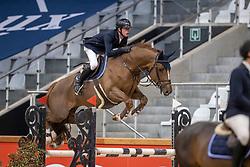 Appelen Jeroen, BEL, Demerald R Z<br /> Pavo Hengsten competitie - Oudsbergen 2021<br /> © Hippo Foto - Dirk Caremans<br />  22/02/2021