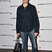 Nick Grimshaw attend Huawei - VIP celebration at One Marylebone London, UK. 16 October 2018.
