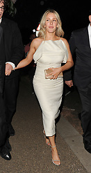 Celebrities leaving the annual Serpentine Summer Party, held in Hyde Park. 19 Jun 2018 Pictured: Ellie Goulding. Photo credit: Will / MEGA TheMegaAgency.com +1 888 505 6342