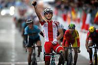 Sykkel<br /> UCI VM 2014 <br /> Ponferrada Spania <br /> 28.09.2014 <br /> Foto: PhotoNews/Digitalsport<br /> NORWAY ONLY<br /> <br /> Michal Kwiatkowski (Poland / Team Omega Pharma - Quickstep) pictured during  Championnats du Monde UCI CL / UCI RR World Championships (Men Elite) - Road