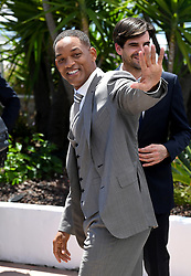 Will Smith attending the Festival De Cannes Jury photocall as part of the 70th Cannes Film Festival. Photo credit should read: Doug Peters/EMPICS Entertainment