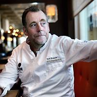 Nederland, Amsterdam , 25 juni 2013.<br /> Ron Blaauw (Hoorn, 7 september 1967) is een Nederlands chef-kok en televisiepersoonlijkheid ... In juni 2010 werd Ron Blaauw benoemd tot SVH-meesterkok.<br /> Foto:Jean-Pierre Jans