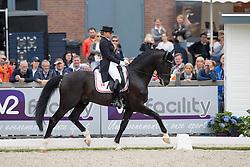 Schneider Dorothee, GER, Sezuan<br /> World Championship Young Dressage Horses <br /> Ermelo 2016<br /> © Hippo Foto - Dirk Caremans<br /> 29/07/16