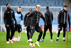 November 28, 2018 - MalmÃ, Sweden - 181128 Romain Gall of Malmö FF during a training session ahead of the Europa league match between Malmö FF and Genk on November 28, 2018 in Malmö..Photo: Petter Arvidson / BILDBYRÃ…N / kod PA / 92159 (Credit Image: © Petter Arvidson/Bildbyran via ZUMA Press)