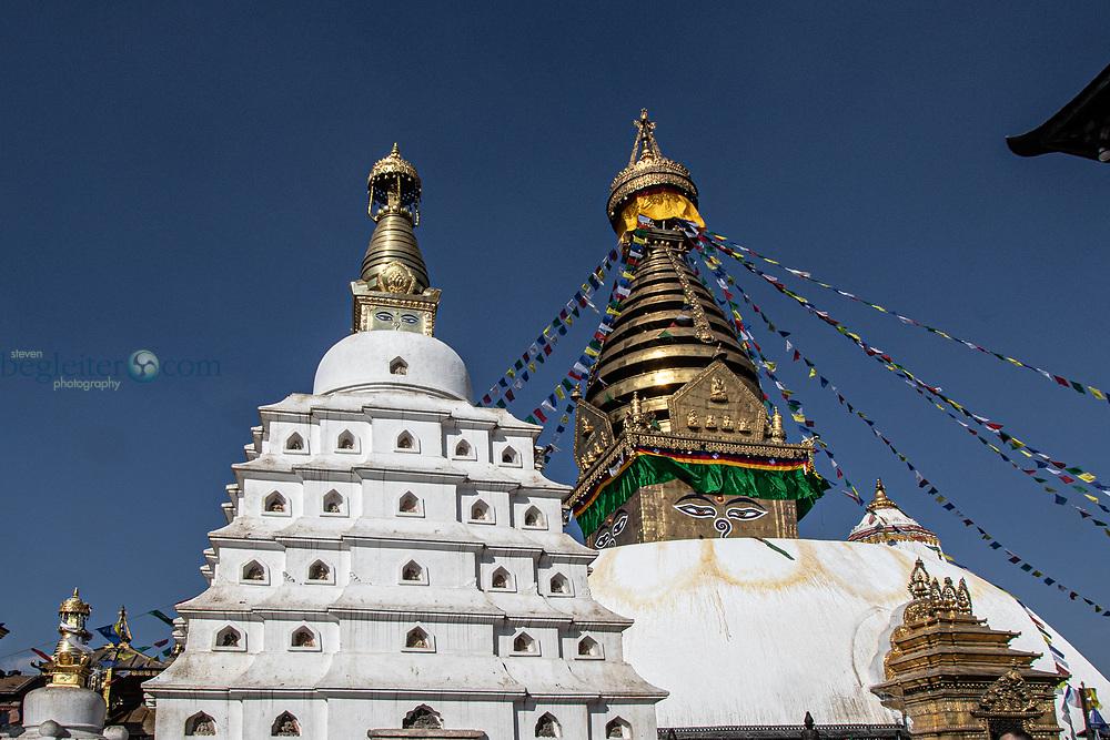 Bhaktapur temples in Kathmandu, Nepal