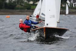Marine Blast Regatta 2013 - Holy Loch SC<br /> <br /> 2984, Andromeda, Paul Nichol, Merlin Rocket <br /> <br /> Credit: Marc Turner / PFM Pictures