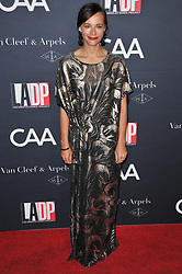 Rashida Jones arrives at the L.A. Dance Project's Annual Gala held at LA Dance Project in Los Angeles, CA on Saturday, October 7, 2017. (Photo By Sthanlee B. Mirador/Sipa USA)
