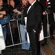NLD/Amsterdam/20081117 - Premiere Oorlogswinter, voorzitter omroep MAX Jan Slagter