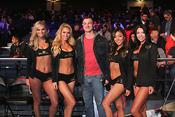 December 30, 2018 - United States - Louis Taylor had a knockout victory over Abus Magomedov winning $1 million during the 185 middleweight PFL 2018 World Championships at Hulu Theater-Madison Square, New York. (Credit Image: © Niyi Fote/Pacific Press via ZUMA Wire)