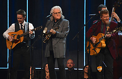 52nd Annual CMA Awards hosted by Brad Paisley and Carrie Underwood from the Bridgestone Arena. 14 Nov 2018 Pictured: Ricky Skaggs. Photo credit: MBS/MEGA TheMegaAgency.com +1 888 505 6342