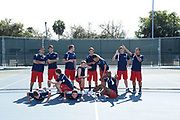 2015 FAU Men's Tennis Team Photo