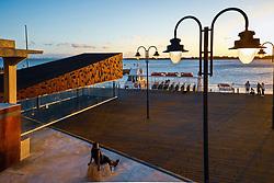 Porto Alegre, RS 28/03/2019: Instalações da nova bilheteria para turismo aquaviário do atracadouro do Gasômetro. Foto: Jefferson Bernardes/PMPA
