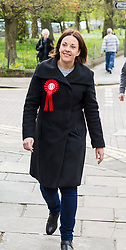 Pictured: <br /> <br /> Scottish Labour's Ian Murray and Scottish Labour leader Kezia Dugdale hit the general election campaign trail in Edinburgh today for the first campaign event of Mr Murray's re-election campaign for the Edinburgh South constituency.<br /> Ger Harley   EEm 21 April 2017