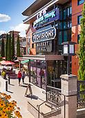 Eugene Oregon, Shopping & Dining