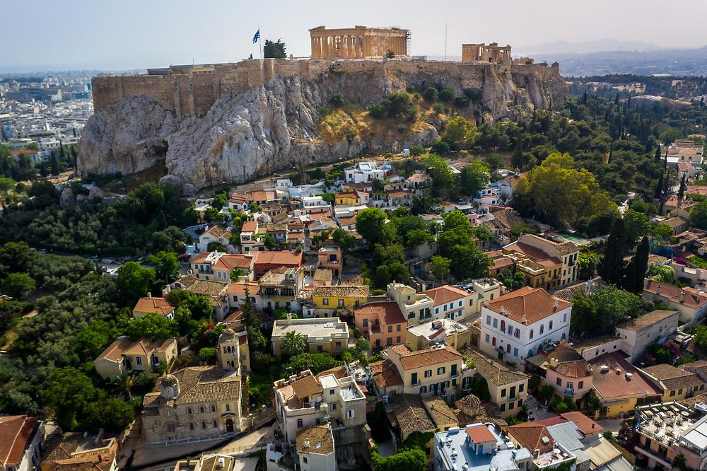The Acropolis of Athens, Greece