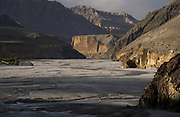 A man from the Loba tribe rides north into the Upper Mustang Region, the Kingdom of Lo, in Nepal. (Photo by David Stubbs)