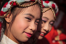 Chinese New Year, Chiang Mai , Thailand